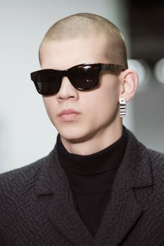 Sun Buddies eyewear at the Matthew Miller F/W 2014 show