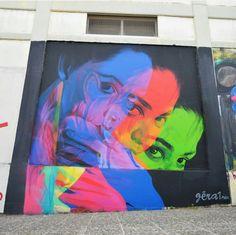 Gera, 'Come Closer' in Athens, Greece, 2018