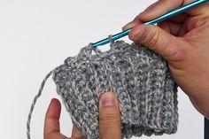 Easy Crochet Boot Cuffs Tutorial - inspirednest.ca