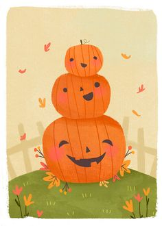 Kawaii Halloween, Fröhliches Halloween, Holidays Halloween, Halloween Themes, Vintage Halloween, Halloween Pumpkins, Halloween Decorations, Cute Halloween Pictures, Cute Halloween Drawings
