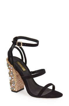 07067e82a56b1 Topshop  Royalty  Jeweled Sandal (Women) available at  Nordstrom Topshop  Shoes