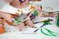 paint photoshoot. I so wanna do this with Brooke!!