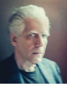 David Cronenberg | by Yann Rabanier