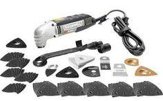Rockwell 72-Piece 2.3-Amp Oscillating Tool Kit RK5102K