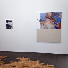 Last day to visit @artbrussels come see our booth B11 with works by #SarahDerat and #ChrisDorland.  #SuperDakota #ArtBrussels #contemporaryart #art #gallery #Brussels by superdakota