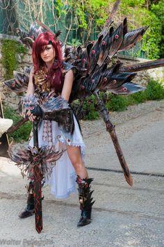 Fairy Tail: Ezra #cosplay