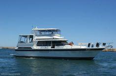Vista Sundeck 49 Motor Yacht For Sale | Martin Box Marine