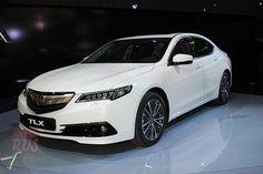 Acura TLX - премиальный седан с богатым технологическим оснащением - http://amsrus.ru/2014/08/28/mmas-2014-acura-tlx/
