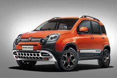 Fiat to unveil new Panda Cross and Freemont Cross in Geneva ! Fiat Panda 4x4, New Fiat, Fiat Cars, Fiat Abarth, Fiat 500e, Steyr, Geneva Motor Show, City Car, Latest Cars
