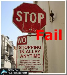 sign fails - Google Search