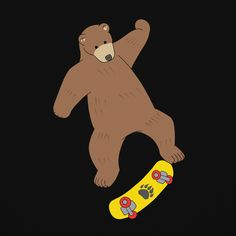 Blue Banana Rad Bear