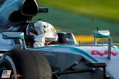 Lewis Hamilton, Formule 1 Grand Prix van Australië 2015, Formule 1