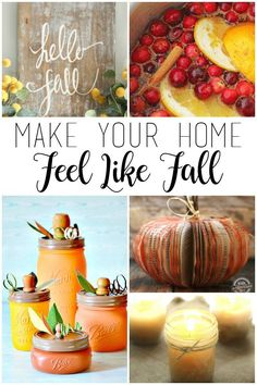 Ways to Make Your Home Feel Like Fall