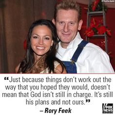 """Rory Feek on losing Joey: I dont feel like my faith has wavered at all."""" by foxnews"""