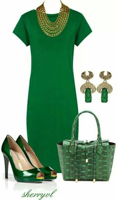 """""""Shift Dress And Michael Kors Bag"""" by sherryvl on . Michael Kors Outlet, Handbags Michael Kors, Michael Kors Bag, Mk Handbags, Ladies Handbags, Designer Handbags, Designer Purses, Michael Kors Hamilton, Mode Outfits"""