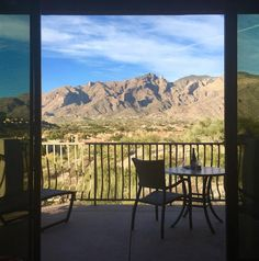 View from Hacienda Del Sol Guest Ranch Resort | Tucson | Arizona | lynnorourkehayes | Click on the pin when you are ready for more info and additional guest ranches in the Tucson area.