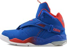 NEW CONVERSE AERO JAM AEROJAM MID MENS 144531C Larry Johnson LJ NIB Blue #Converse #Athletic