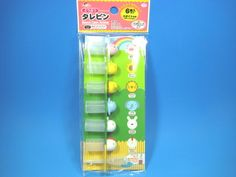 New Bento Lunch Box Acc Animal Sauce Bottles Container 6pcs | eBay