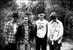 These guys, their album Energy, changed my musical life in 8th grade. Operation Ivy.