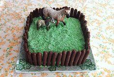 Horse cake--