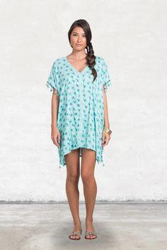 Dress Gianna #KhushHawaii #wilhelminahawaii #keciabella #oceanhay #boho #bohemian