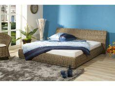 Bett Barika aus Koboo Grey