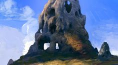 The Hollow Pillar by TacticsOgre