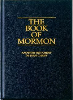 The book of mormon : Another testament of jesus christ / [Book] Translated by Joseph Smith. Joseph Smith, Book Of Mormon, Mormon Meme, Good Books, Books To Read, My Books, Believe, Scripture Study, Christ
