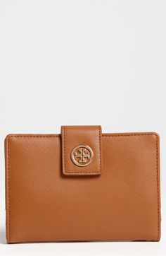 Tory Burch 'Robinson' Passport Holder available at #Nordstrom