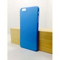 iPhone - Пластиковый чехол - Голубой iPhone 6 Plus