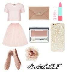 """""""BALLET"""" by alyazikrinarabba ❤ liked on Polyvore"""