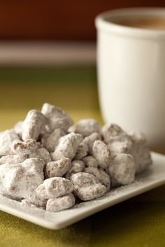Skinny Muddy Buddies, just like puppy chow, only much healthier!