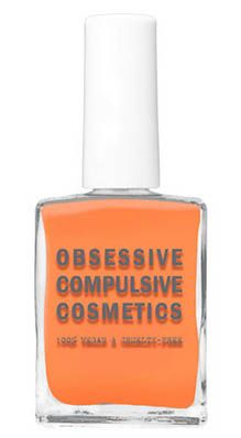 Fall Nail Color 2015-Light Orange