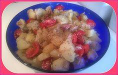 No gluten! Yes vegan!: Insalata di patate con semi di Chia