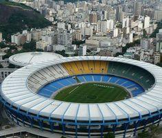 Stadium #1 – Estádio do Maracanã, Rio de Janeiro