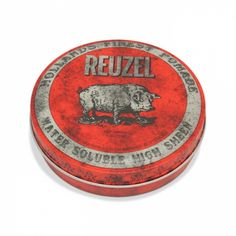 Reuzel Pomade is a versatile water based product that allows you to control its strength and degree ...