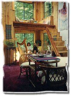 cob home interiors | ... , guest house cottage camping Mother Earth News Cob earthen structure