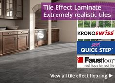 Tile Effect Laminate Flooring