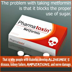 the problem with taking metformin