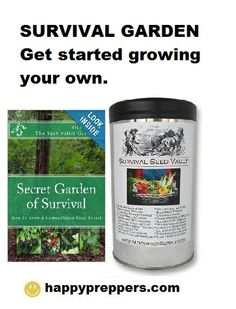 The idea of a SECRET SURVIVAL GARDEN came up on an episode of DOOMSDAY CASTLE. Set it up ONCE and grow food for 30 years. No weeding. No Pesticides. No hassles. It's all outlined in Secret Garden of Survival by Rick Austin. http://www.happypreppers.com/Survival-seeds.html