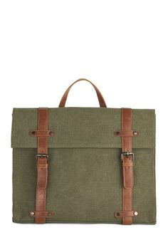 Camp Director Backpack in Moss