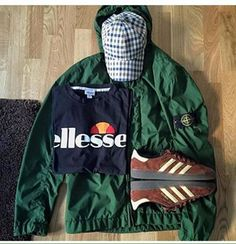 Away Days - Stone Island, ellesse and Munchens
