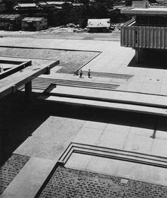 osaka university of the arts, osaka, japan, 1965-67.