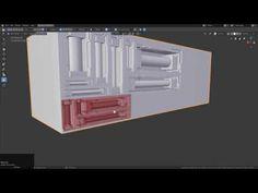 #boxcutter 712 - Creating Your First Custom Cutter - Blender 2.8