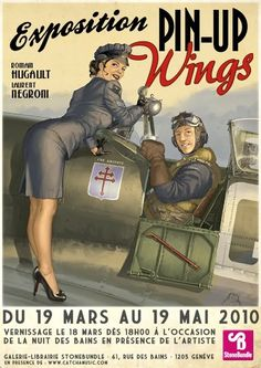 The PinUp Art: Pin Up World War