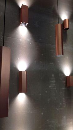 Up/Down lighters, LED verlichting & armaturen, verlichtingselementen van Wever & Ducré #verlichting #hanglampen #design