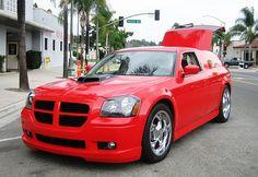 Dodge Magnum Hemi-Wagon - 2006