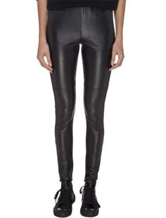 Shop New & Latest Fashion Trends on Khlassik Online. Mela Purdie, American Vintage, Luxe Deluxe, Department of Finery, CP Shades and more. Winter 2017, Latest Fashion Trends, Leather Pants, American, Shopping, Autumn, Leather Jogger Pants, Fall Season, Lederhosen