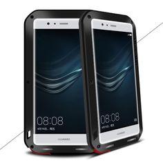 Coque Huawei P9 Love Mei Ultra Protectrice - Noir