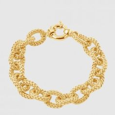 "MLD8152Y80 - BRACELET, CATENA, 8"" Cartier, Gold Jewelry, Cuff Bracelets, Jewels, Elegant, Classy, Jewerly, Gold Jewellery, Gemstones"